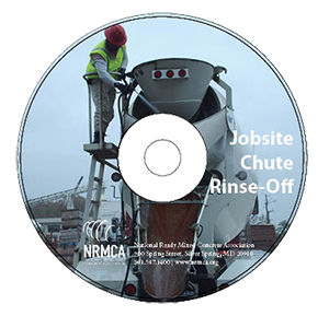 Jobsite Chute Rinse Off DVD