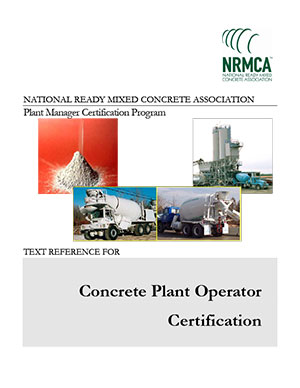 Plant Operator's Certification Training Manual